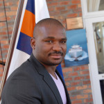 Tobela Gqabu at age 28 become Lawhill's first internationally qualified master mariner